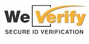 We Verify Award Logo